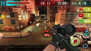 Sniper Shoot War 3D скриншот 2