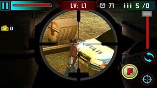 Sniper Shoot War 3D скриншот 4