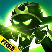League of Stickman Free иконка