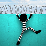Stickman Escape Story 3D иконка