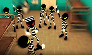 Stickman Escape Story 3D скриншот 2