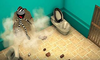 Stickman Escape Story 3D скриншот 3