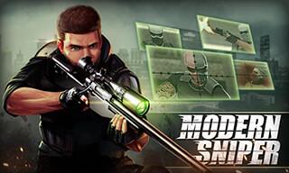 Modern Sniper скриншот 1