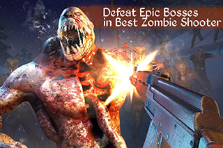 Zombie Call: Trigger Shooter скриншот 2