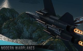 Modern Warplanes скриншот 1