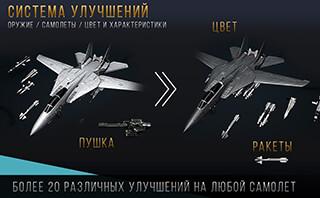 Современные военные самолёты (Modern Warplanes)