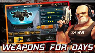 Zombie Corps скриншот 1