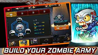 Zombie Corps скриншот 2