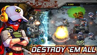 Zombie Corps скриншот 3