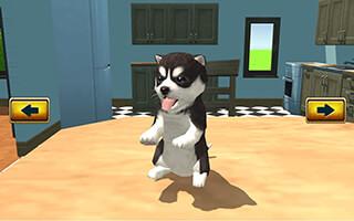 Dog Simulator Puppy Craft скриншот 2