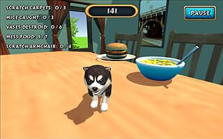 Dog Simulator Puppy Craft скриншот 3