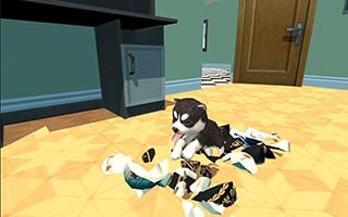 Dog Simulator Puppy Craft скриншот 4
