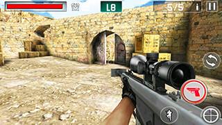 Gun Shoot War скриншот 1