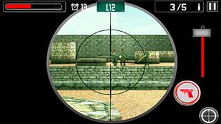 Gun Shoot War скриншот 2