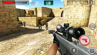 Gun Shoot War скриншот 3