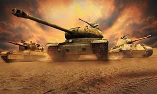 Tank Strike 2016 скриншот 1