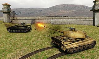 Tank Strike 2016 скриншот 2