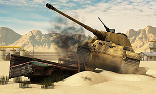 Tank Strike 2016 скриншот 3