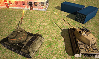 Tank Strike 2016 скриншот 4