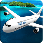 Plane Simulator 3D иконка