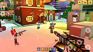 Block Force: Cops N Robbers скриншот 2