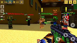 Block Force: Cops N Robbers скриншот 4