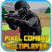 Pixel Combat Multiplayer HD иконка