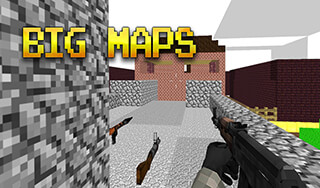 Pixel Combat Multiplayer HD скриншот 2