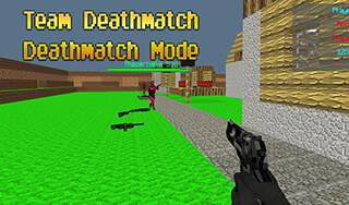 Pixel Combat Multiplayer HD скриншот 3