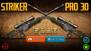 Shoot War: Professional Striker скриншот 2