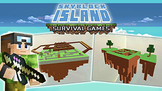 Skyblock Island: Survival Games скриншот 1