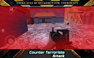 Counter Terrorist Attack скриншот 1