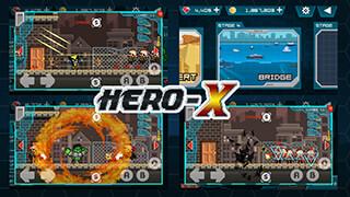 Hero-X скриншот 3