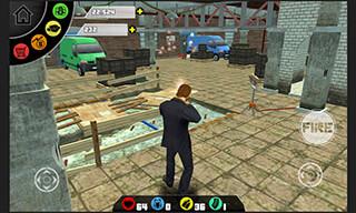 San Andreas: Real Gangsters 3D скриншот 1