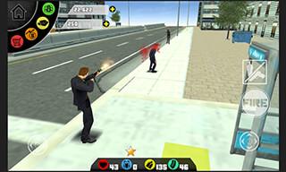 San Andreas: Real Gangsters 3D скриншот 4