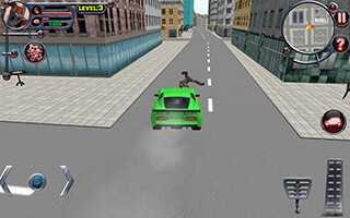 Rope Hero скриншот 3