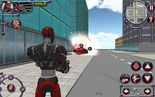 Rope Hero скриншот 4
