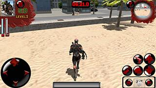 Miami Rope Hero скриншот 1