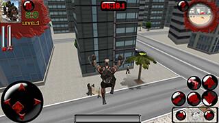 Miami Rope Hero скриншот 2