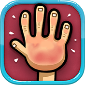 Red Hands: 2-Player Games иконка