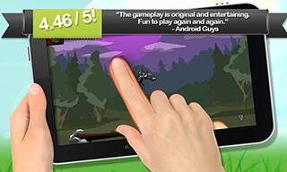 Finger vs Axes скриншот 2