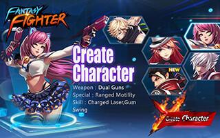 Fantasy Fighter скриншот 2