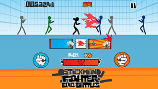Stickman Fighter: Epic Battle скриншот 4