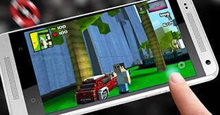 CityCraft скриншот 1
