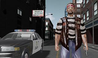 Gang Thug Action скриншот 1