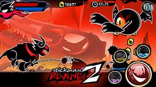 Stickman Revenge 2 скриншот 2