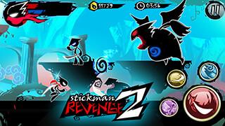 Stickman Revenge 2 скриншот 4