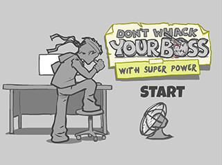 Whack Your Boss: Superhero скриншот 1
