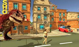 Dinosaur Simulator: Dino World скриншот 1