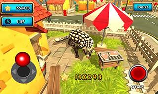 Dinosaur Simulator: Dino World скриншот 3